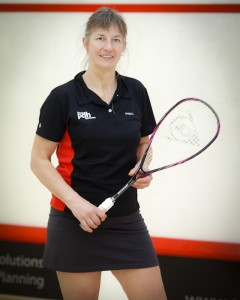 Duffield Squash Club - Lesley Sturgess